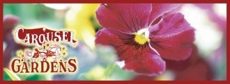 Logo tuincentrum Carousel Gardens