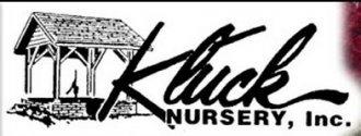 Logo tuincentrum Kluck Nursery