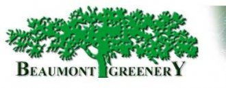 Logo tuincentrum Beaumont Greenery