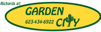 Logo tuincentrum Richards Garden Center