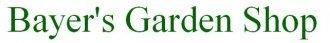 Logo tuincentrum Bayer Garden Shops Inc