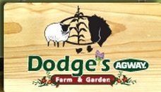 Logo tuincentrum Dodge's Agway Farm & Garden