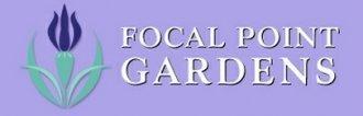 Logo tuincentrum Focal Point Gardens