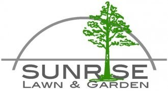 Logo tuincentrum Sunrise Lawn & Garden