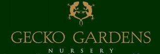 Logo tuincentrum Gecko Gardens