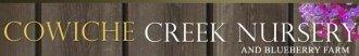 Logo tuincentrum Cowiche Creek Nursery