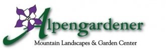 Logo tuincentrum Alpengardener Limited