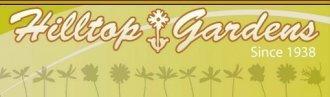 Logo tuincentrum Hilltop Gardens