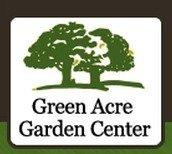 Logo tuincentrum Green Acre Garden Center
