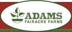 Logo tuincentrum Adams Fairacre Farm Inc