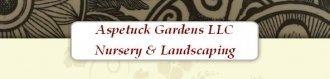Logo Aspetuck Gardens