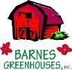 Logo tuincentrum Barnes Greenhouses Inc