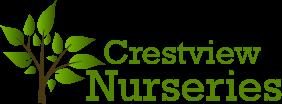 Logo tuincentrum Crestview Nurseries