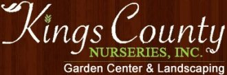 Logo tuincentrum Kings County Nurseries