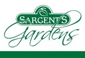 Logo tuincentrum Sargent's on 2nd