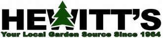 Logo tuincentrum Hewitts Garden Center