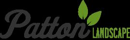 Logo tuincentrum Patton Landscape