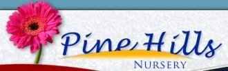Logo tuincentrum Pine Hills Nursery