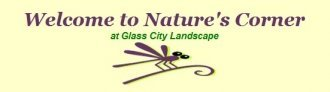 Logo Natures Corner at Glass City Landscape