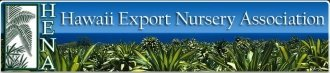 Logo tuincentrum Hawaii Export Nursery Assn
