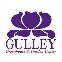 Logo tuincentrum Gulley Greenhouse & Garden Center