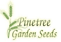 Logo Pine Tree Garden Seeds
