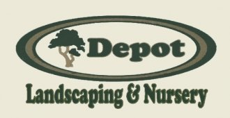 Logo tuincentrum Depot Landscaping & Nursery