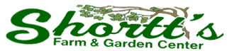 Logo tuincentrum Shortt's Farm & Garden Center