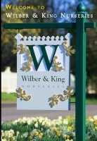 Logo tuincentrum Wilber & King Nurseries