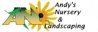 Logo tuincentrum Andy's Nursery & Landscaping