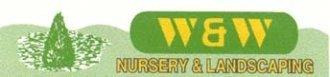 Logo W & W Nursery & Landscaping