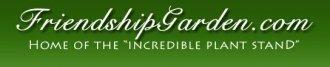 Logo tuincentrum Friendship Garden