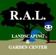 Logo tuincentrum Ral Landscaping & Garden Center