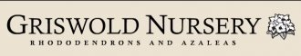 Logo tuincentrum Griswold Nursery
