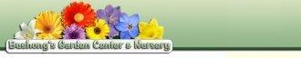 Logo tuincentrum Bushong's Garden Center & Nursery