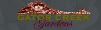 Logo tuincentrum Gator Creek Gardens