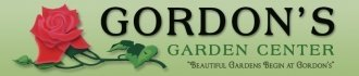 Logo tuincentrum Gordon's Garden Center