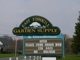 Logo tuincentrum East Fishkill Garden Supply