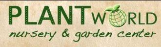 Logo tuincentrum Plant World Nursery