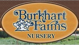 Logo tuincentrum Burkhart Farms & Nursery