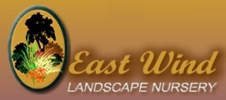 Logo tuincentrum East Wind Landscape Nursery