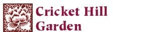 Logo tuincentrum Cricket Hill Garden
