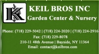 Logo tuincentrum Keil Bros Inc. H&GS