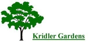 Logo tuincentrum Kridler Gardens