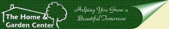 Logo tuincentrum Home & Garden Center