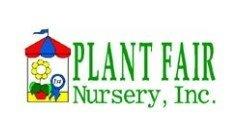 Logo tuincentrum Plant Fair Nursery