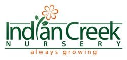 Logo tuincentrum Indian Creek Nursery