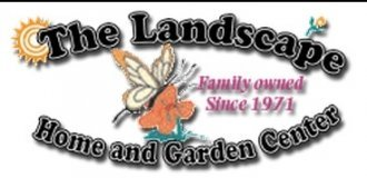 Logo tuincentrum Landscape Home & Garden Center