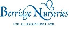 Logo tuincentrum Berridge Nurseries