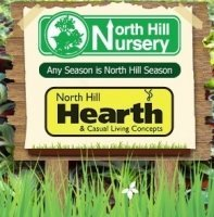 Logo tuincentrum North Hill Nursery